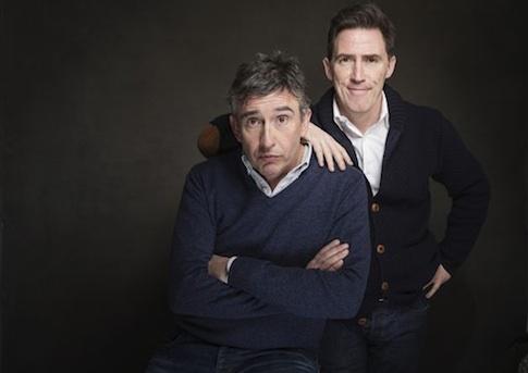 Steve Coogan and Rob Brydon / AP