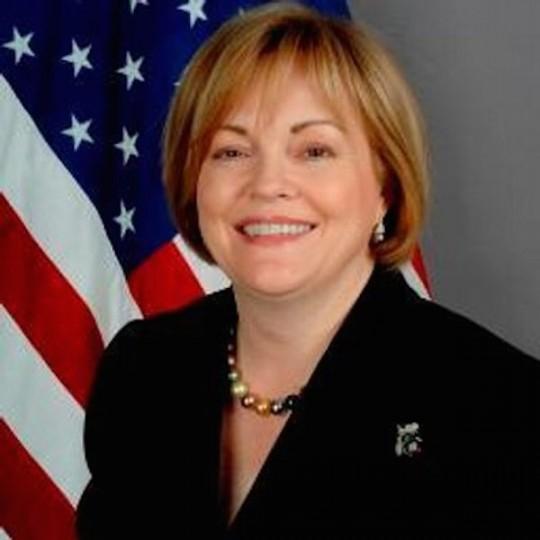 U.S. Ambassador to Libya Safira Deborah. (Twitter)