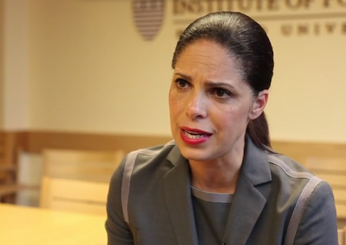 Soledad O'Brien / Harvard Institute of Politics YouTube