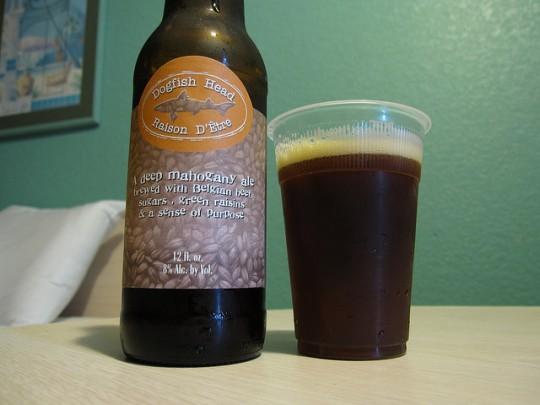 Raison D'Etre: the true king of beers (photo via Flickr user Bernt Rostad)