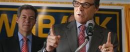 Texas Gov. Rick Perry / AP