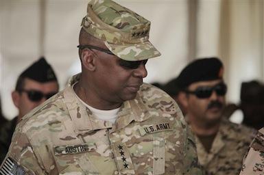 Gen. Lloyd Austin / AP