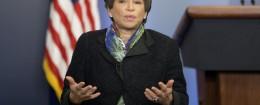 Chicago slumlord Valerie Jarrett. (AP)
