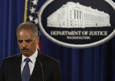 Eric Holder / Reuters