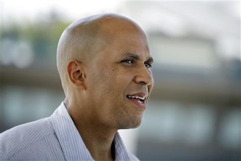 Sen. Cory Booker (D., N.J.) / AP
