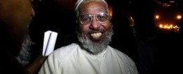 Al Qaeda terrorist smiles upon release from Guantanamo Bay / AP