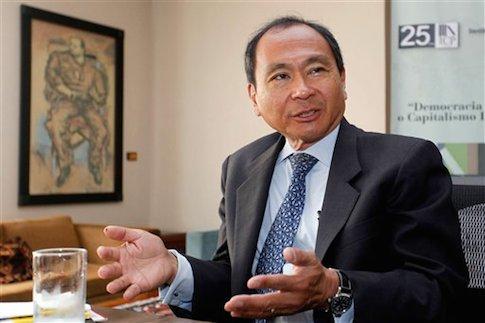 Francis Fukuyama / AP