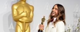 Jared Leto: too white to win in 2015? (AP)