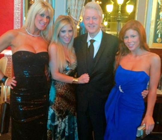 Bill Clinton Porn Stars