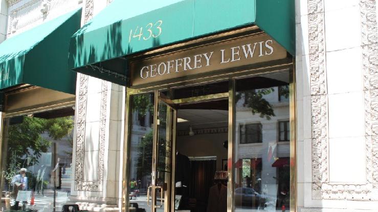 Geoffrey Lewis Ltd