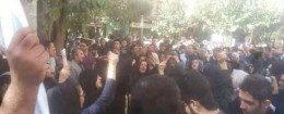 Protests in Iran / NCRI