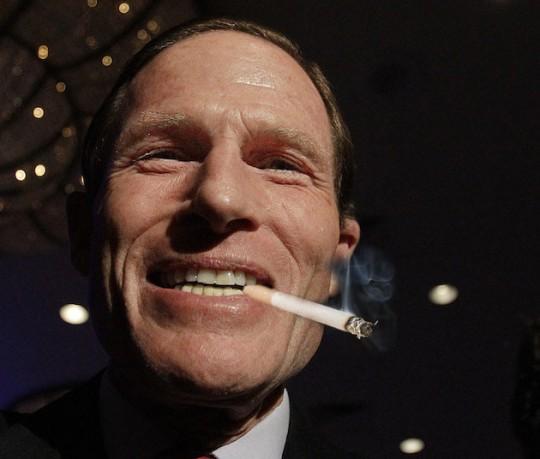 Senator Richard Blumenthol (AP)