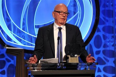 Rupert Murdoch / AP