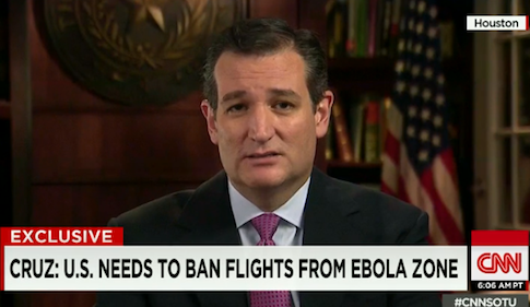 ted cruz ebola cnn