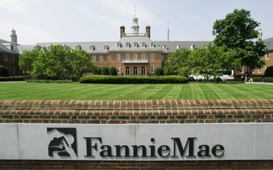 Fannie Mae building in Washington, D.C. / AP