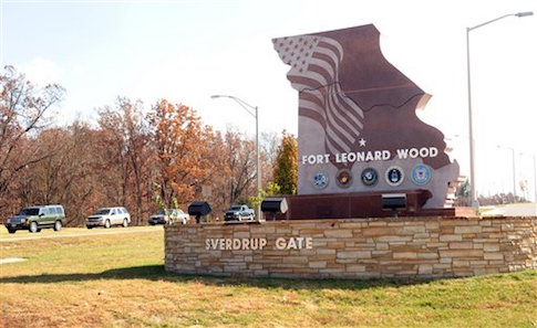 Fort Leonard Wood / AP