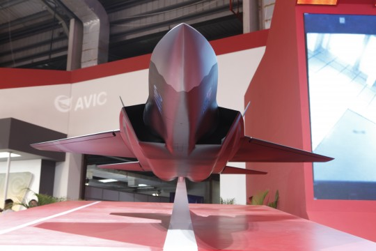 China air show opens in Zhuhai
