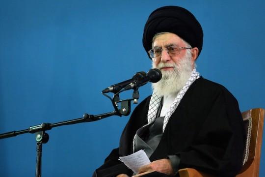 Ayatollah Ali Khamenei (AP)