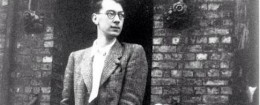 Philip Larkin / The Paris Review, Facebook