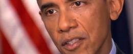President Barack Obama on ABC's This Week