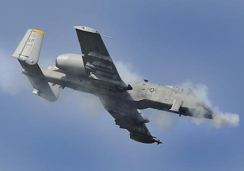 A-10 Thunderbolt II / AP