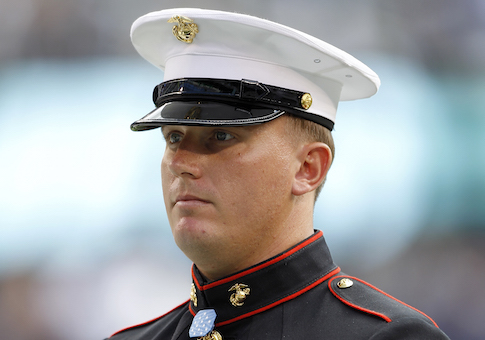 Marine Sgt. Dakota Meyer / AP