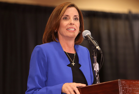 Martha McSally / AP