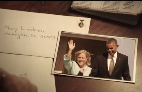 Ending Spending Action Fund 'Dear Mary' ad