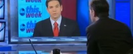 Sen. Marco Rubio (R., Fla.) on ABC's 'This Week'