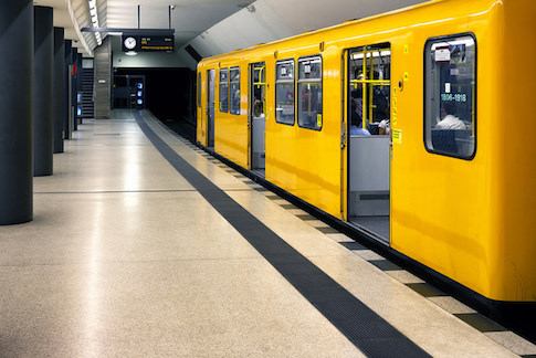 Berlin Subway / Daniel Foster Flickr