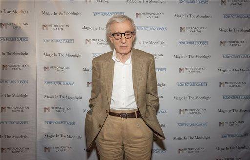 Woody Allen (AP)