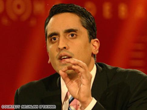 Arsalan Iftikhar