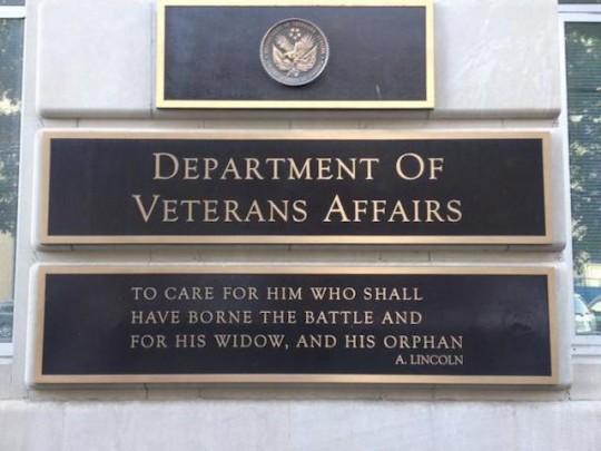 VA Headquarters / Twitter