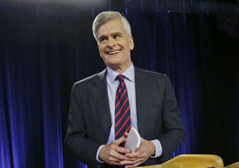 Sen. Bill Cassidy of Louisiana / AP