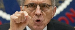 Thomas Wheeler, the FCC's chairman / AP