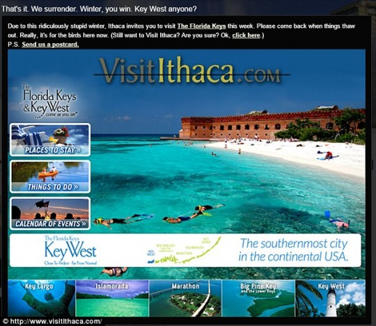 Ithaca Key West