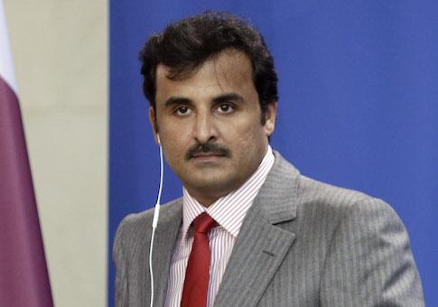 Emir of Qatar, Sheikh Tamim bin Hamad bin Khalifa al Thani