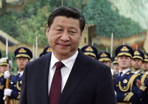 Xi Jinping / AP