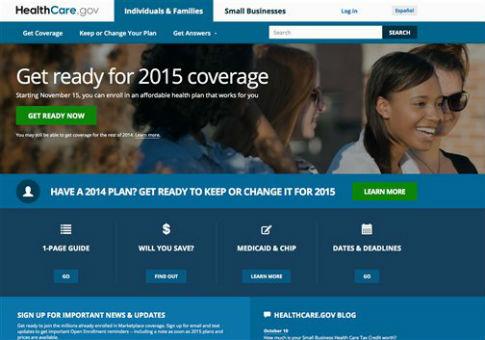Healthcare.gov / AP