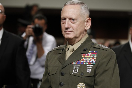 On Iran, Obama Should Have Listened to Mad Dog Mattis