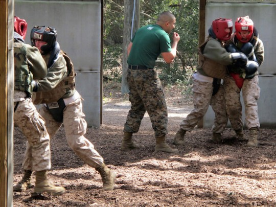 Gender Experiment at Marine Infantry Officer Course Ends with Zero ...