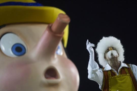 Pinocchio / AP