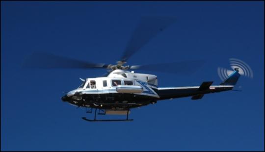 Bell 412 / NNSA
