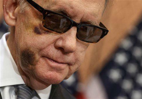 Sen. Harry Reid / AP