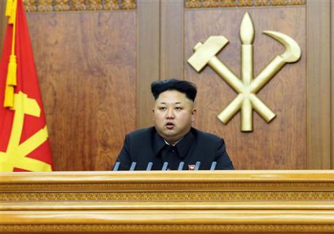 Kim Jong-Un / AP