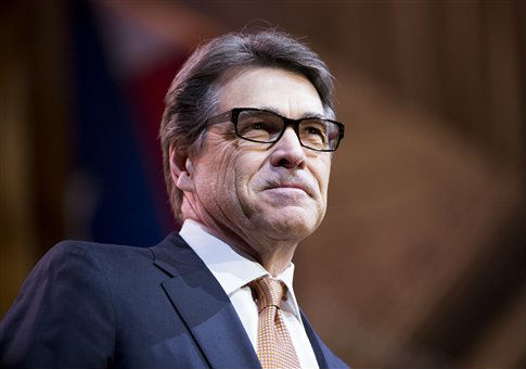 Gov. Rick Perry of Texas / AP