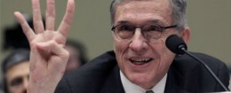 Tom Wheeler, chairman of the FCC / AP