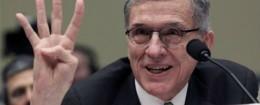 Tom Wheeler, chairman of the FCC / AP
