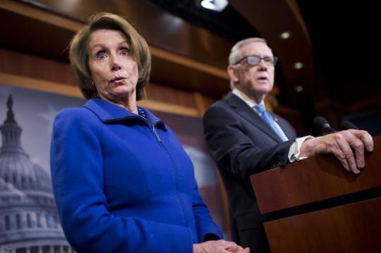 Democrats. (AP)