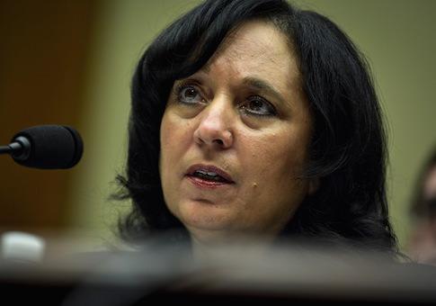 DEA administrator Michele Leonhart
